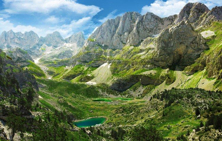 Albanian Profile - Liqenet e Lurës